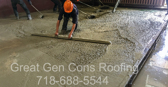 Concrete and Sidewalk Contractors in Westchester County NY
