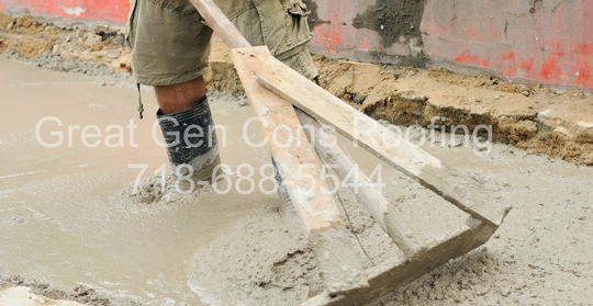 Concrete and Sidewalk Contractors in Yonkers