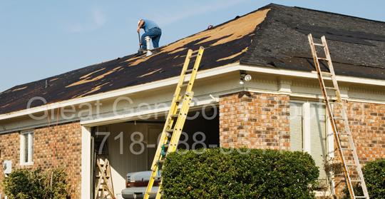 Roof Repairs in Bronx
