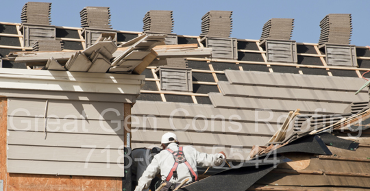 Slate Roofing Contractors in Bronx