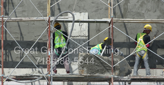 Stucco Contractor in Yonkers