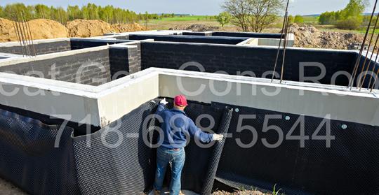 Waterproofing Company in Bronx