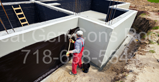 Waterproofing Company in Westchester County NY