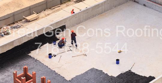 Waterproofing Contractors Bronx NY
