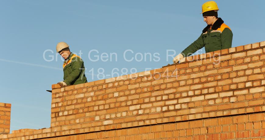 Brickwork Contractor in Bronx