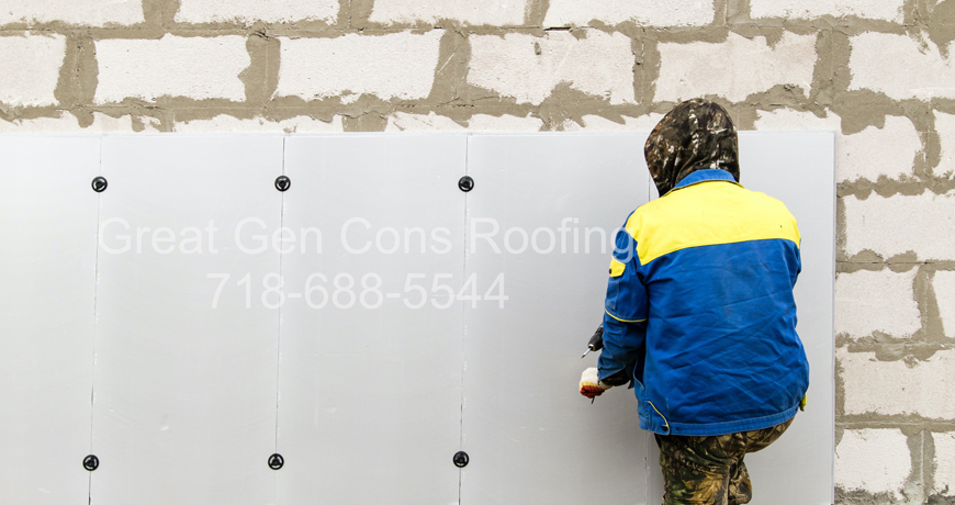 Siding Contractors in Bronx
