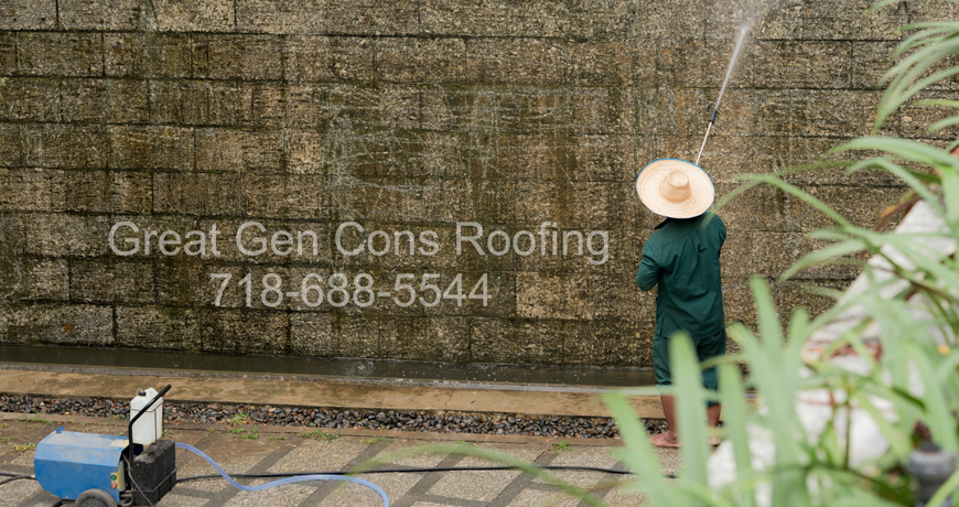 Concrete Steam Cleaning Service in Bronx