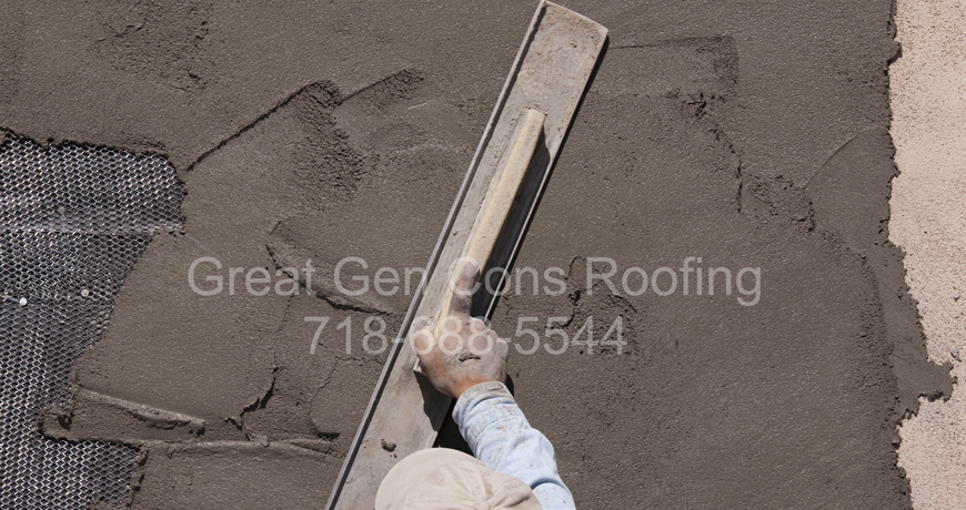 Stucco Contractor in Bronx