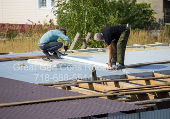 Flat Roof Installation Company in Bronx