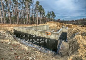 Foundation Walls Waterproofing Contractor in Bronx