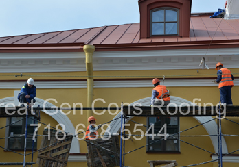 Skylight Roofing Company in Bronx
