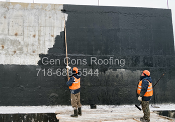 Wall Waterproofing Contractor in Bronx